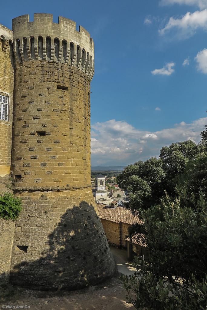 Suze la Rousse Drôme Provençale