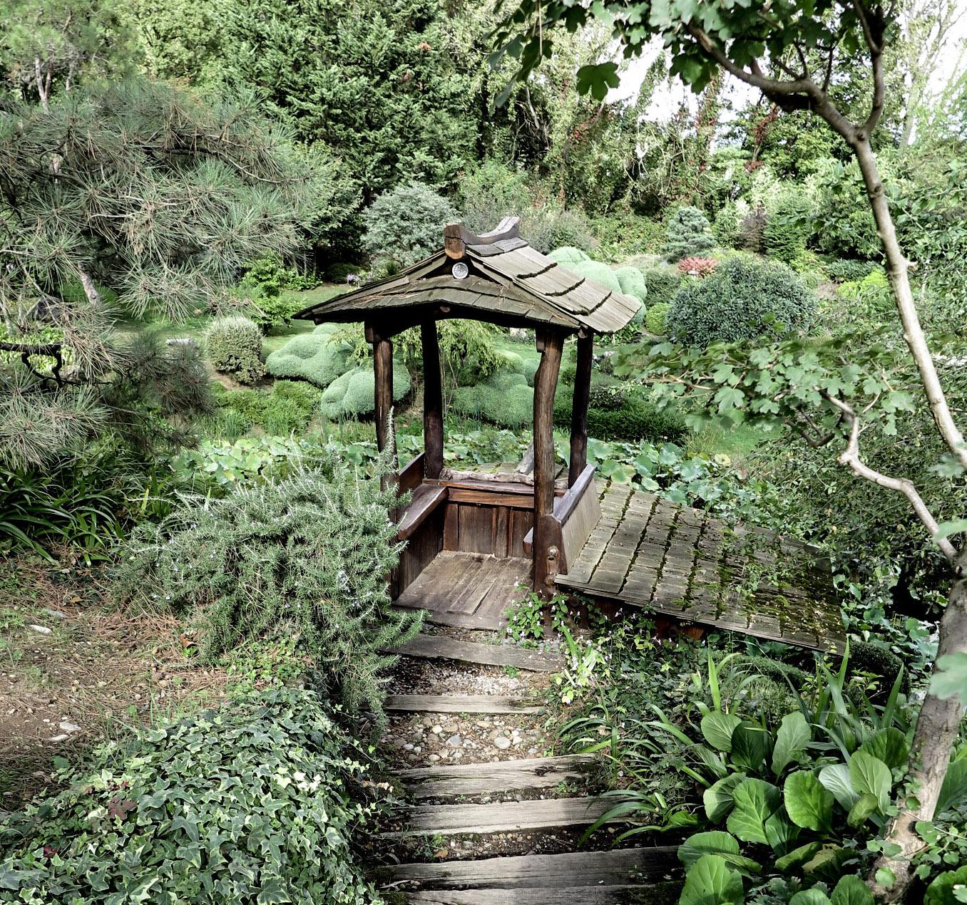 Découvrez le jardin zen créé par Erik Borja en Drôme