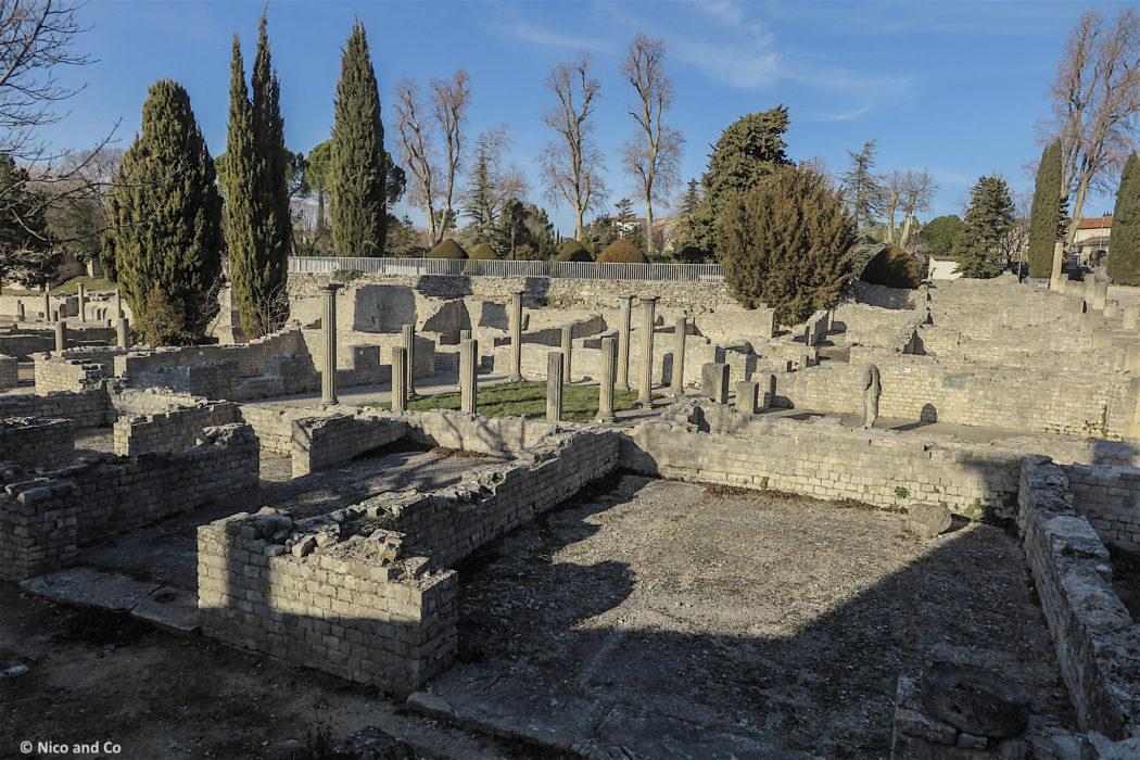 Rencontre gourmande vaison la romaine 2017